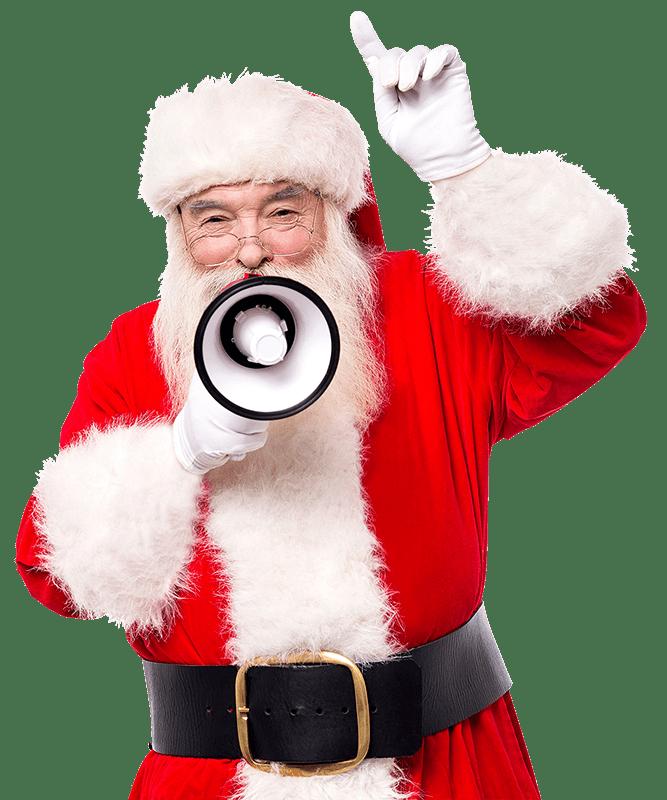 Weihnachtsbaum Helden Santa-2